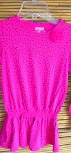 Osh Kosh Pink Shirt Sz 7